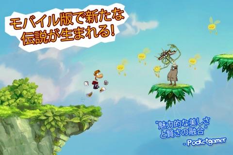 Rayman Jungle Run screenshot 2