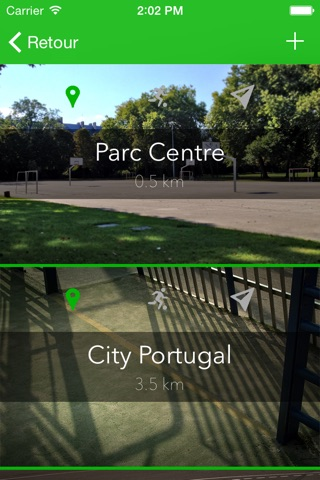 Sport Connect screenshot 2