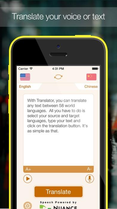 Translator !! Screenshot