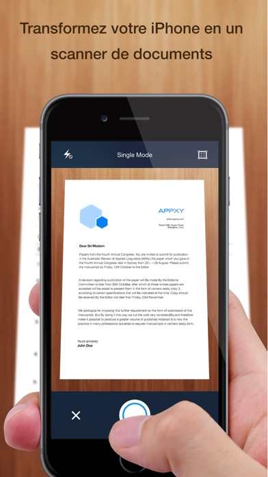 download Tiny Scanner+ - PDF scanner to scan document, receipt & fax apps 0