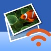 Wireless Transfer App - Share, sync & backup photos, pictures, videos and video photo albums via wifi or personal hotspot for camera roll and photo library