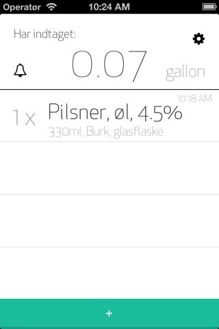 Calculate BAC screenshot 4