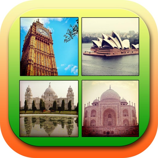Guess this Place Quiz iOS App
