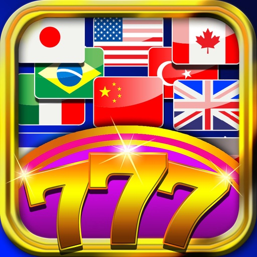 Country Slot: Big win 777 Jackpot double casino machine iOS App
