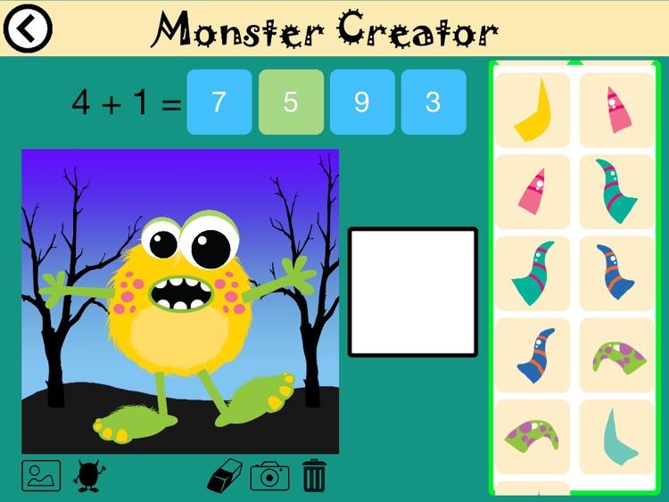 Monster Creator Math by HAVOC