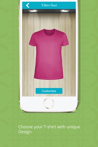 T-Shirt Designer Tool App screenshot 3