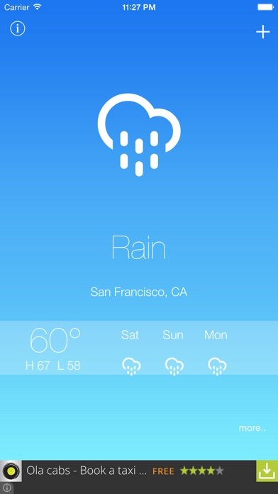Weather Today - Temperature Degree Forecast fahrenheit and celsius Direct to your Device-0