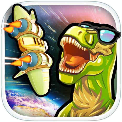 Ace Ferrara & The Dino Menace iOS App