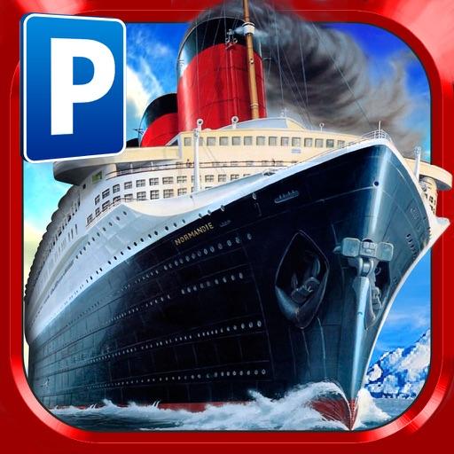 Titanic Parking Simulator Game: АвтомобильГонки ИгрыБесплатно