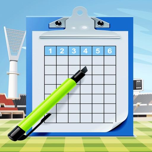 Scorekeeper Pro - Universal Scorecard & Timers & Charts iOS App