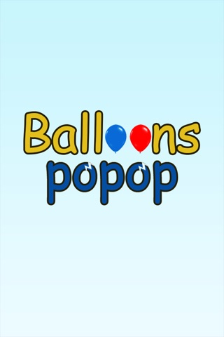 Pop Pop Balloons Fun screenshot 3