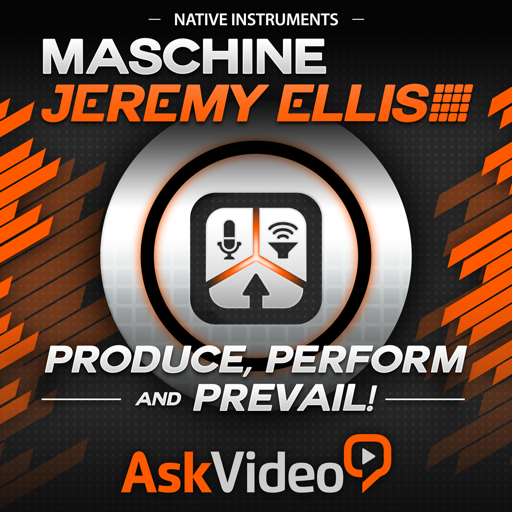 Jeremy Ellis on Maschine Studio