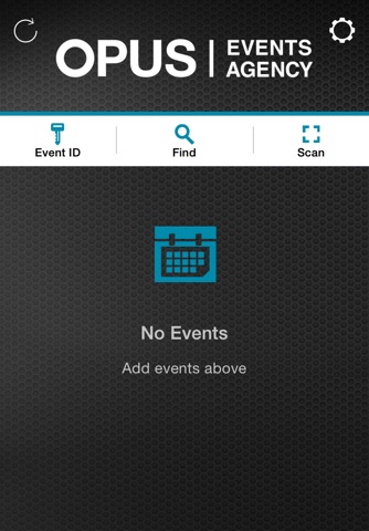 Opus Mobile Events screenshot 2
