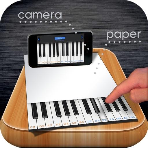 纸上弹琴:Paper Piano