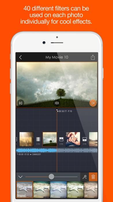 Pics2Mov Screenshot