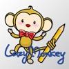 Lazy Monkey 互動遊戲書
