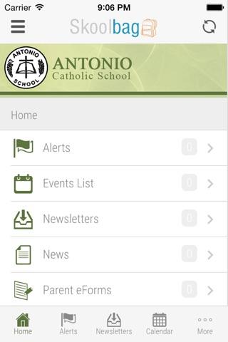 Antonio Catholic School - Skoolbag screenshot 3