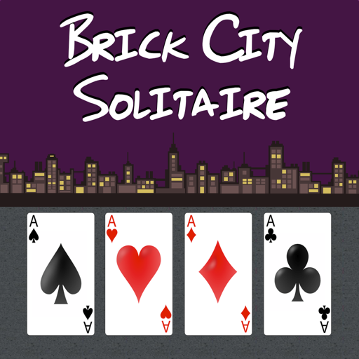 空当接龙 Brick City Solitaire