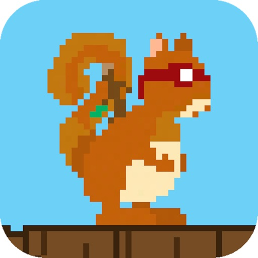 Nutty Ninja iOS App