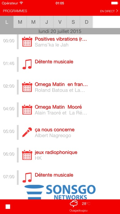 download Radio Omega (Officielle) apps 1