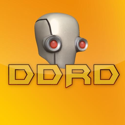 Dance Dodge Robot Dance iOS App