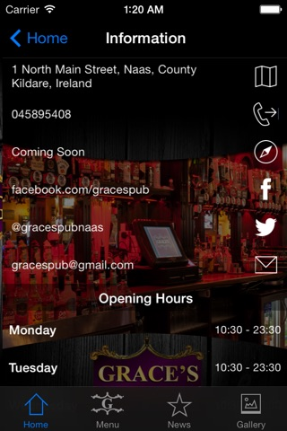 Graces of Naas screenshot 3