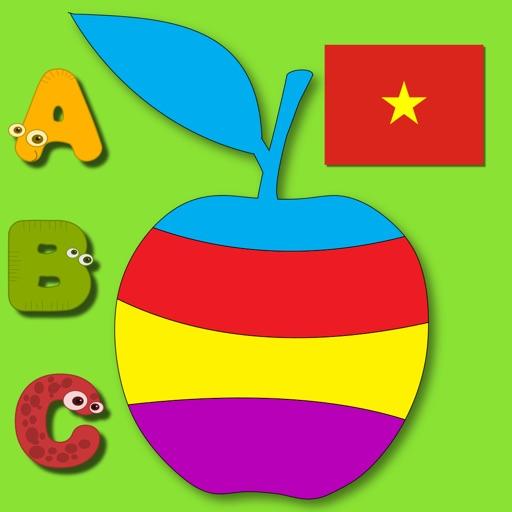 Vietnamese Puzzles For Tots iOS App