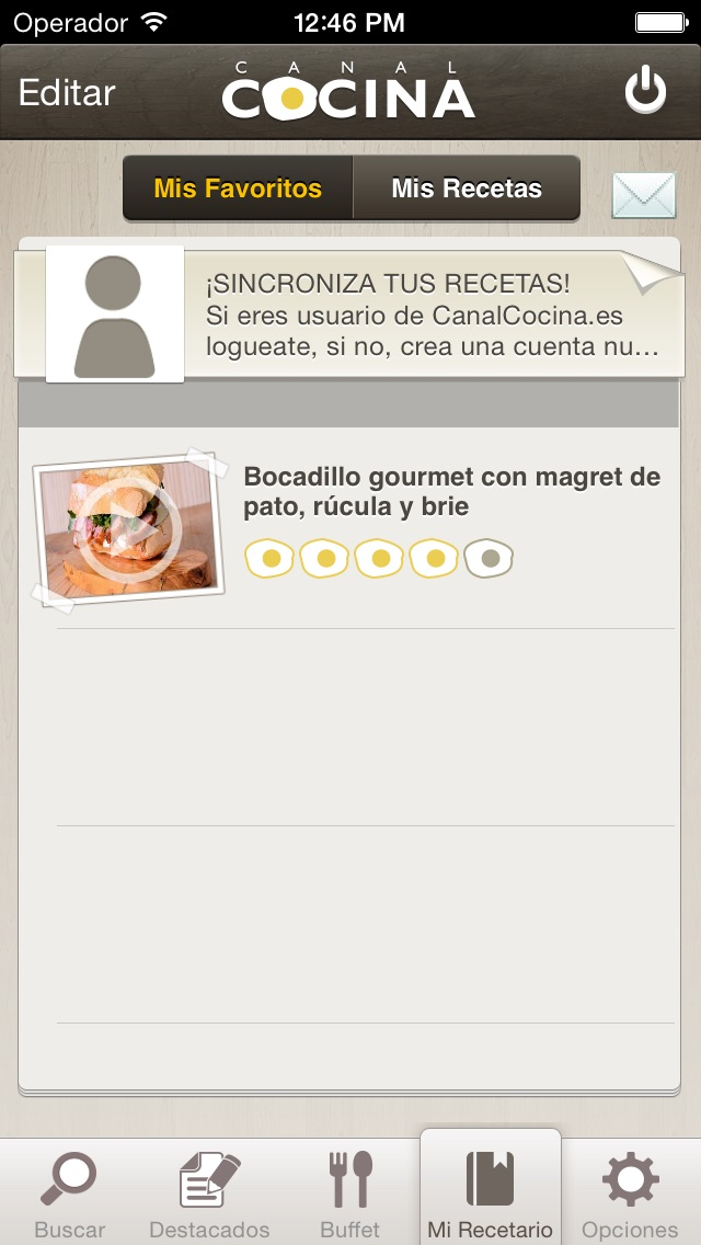 download Canal Cocina apps 2