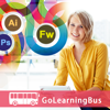 Learn Design for Photoshop, Illustrator and Fireworks by GoLearningBus