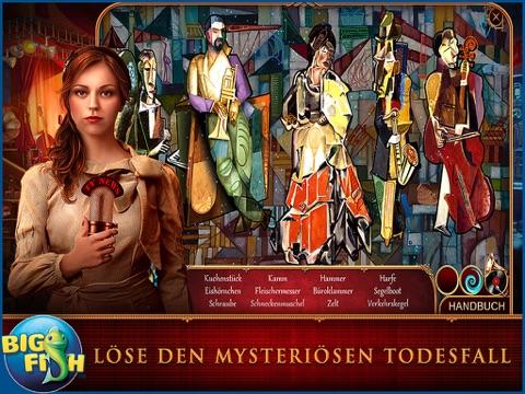 Cadenza: Music, Betrayal, and Death HD - A Hidden Object Detective Adventure screenshot 2