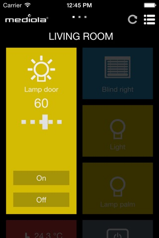 IQONTROL CLASSIC screenshot 2