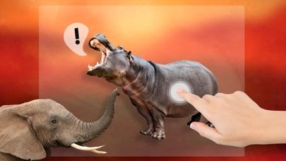 無料で野生サファリ動物を遊ぼう 幼稚園、就... screenshot1