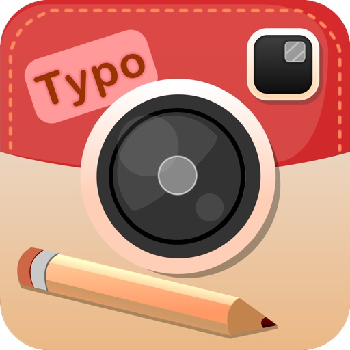 为Instagram文字 TypoInsta – Text on Instagram photos, post on Facebook, Twitter