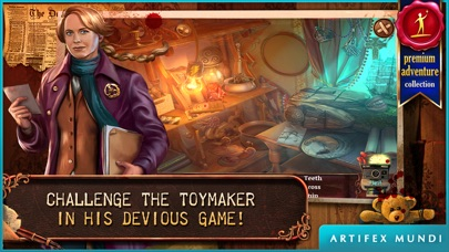 Deadly Puzzles: Toymaker (Full) screenshot 1