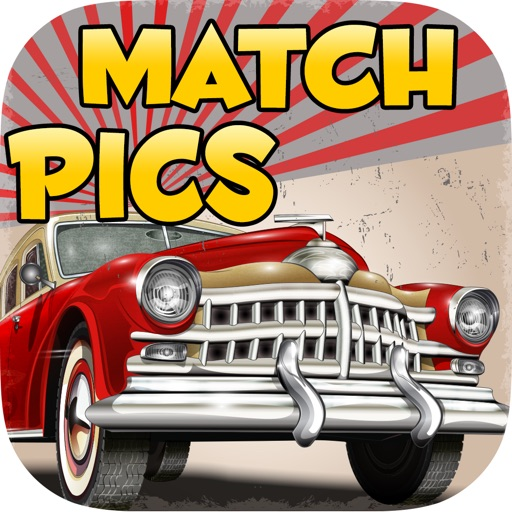 A Aamazing Cars Match Pictures iOS App