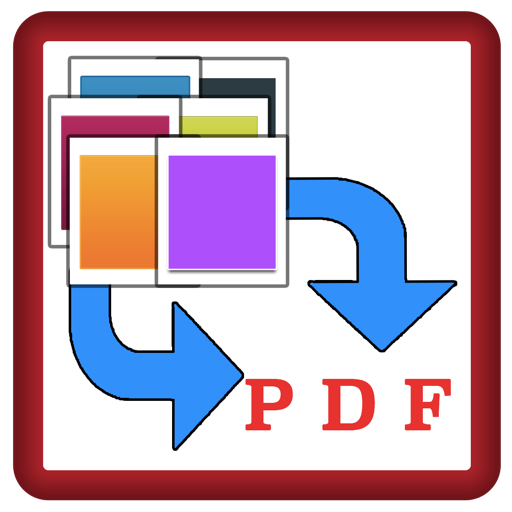 Image 2 PDF Converter - Fast way to create PDF files