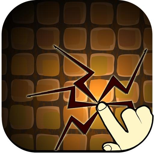 Don't tread on the crack - Free iOS App
