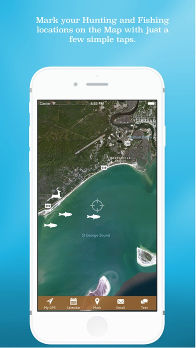 Hunting and fishing map app insight download for Hunting and fishing apps