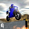 Heavy Bike stunts Race Simulator 3D Game