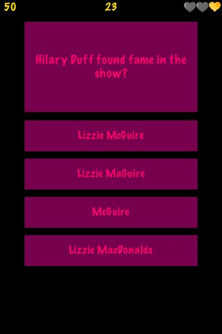 Celebrity Quiz - Guess Famous Celebrities Trivia featuring Popular TV Icons & Hollywood Film Stars screenshot 4