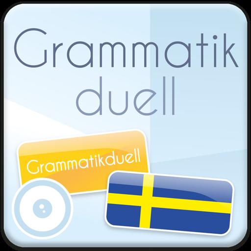 Grammatikduellen - Träna svenska på ett lekfullt satt