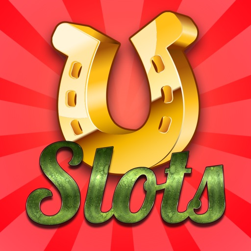 Awesome Slots Horseshoe Slots FREE Slots Game iOS App