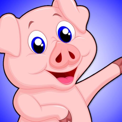 Pig Game Farm Fun iOS App