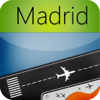 Madrid Airport (MAD) Flight Tracker - Aeropuerto de Madrid Barajas