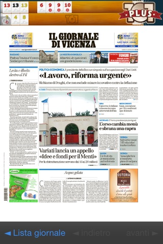 Tutti i Quotidiani screenshot 3