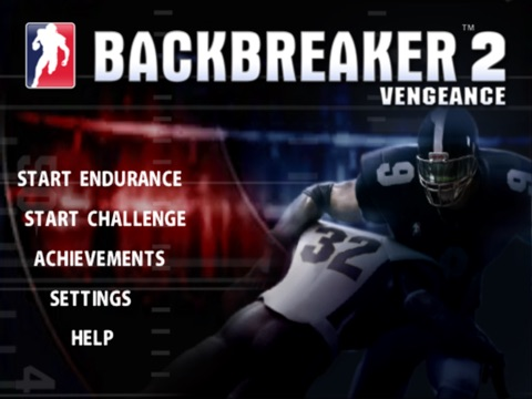 Игра Backbreaker 2: Vengeance