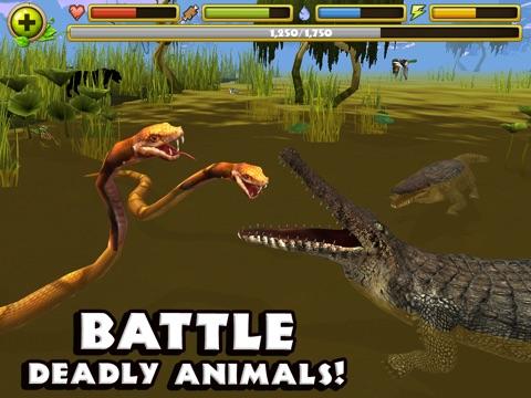 Wildlife Simulator: Crocodile для iPad