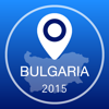 Bulgaria Offline Map + City Guide Navigator, Attractions and Transports