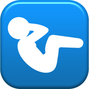 5/7/10 Minute Abdominal Workout FREE - Sit Ups & Ab Exercises for Mens Health icon