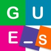 Guess Letters - Fill a missing letter to complete the word